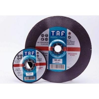DISCO DESBASTE 125 X 6,5 TAF BIS60