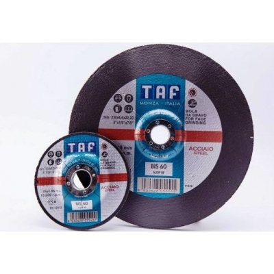 DISCO DESBASTE 230 X 6,5 TAF BIS60