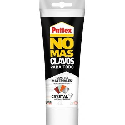 PATTEX PATTEX NO+CLAVOS 216GR.2480179 CRISTAL