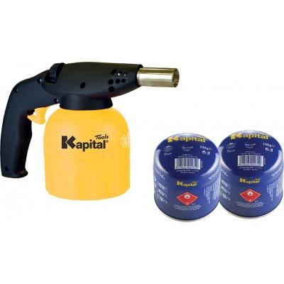 KAPITAL PACK SOPLETE CANDILEJA KT537P+2CARTUCHOS