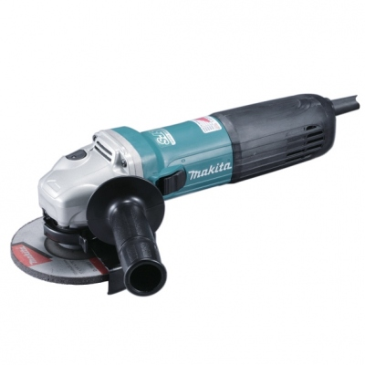 MAKITA GA5040C 1400W 125MM AMOLADORA VELOCIDAD VARIABLE