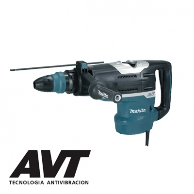 MAKITA HR5212C MARTILLO COMBINADO SDS-MAX 1510W
