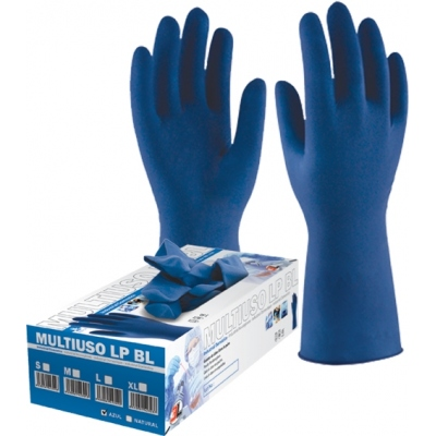 3L GUANTE LATEX DESEC.LP BLUE 1300 TL C-50