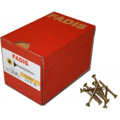 FADIS TORNI.FADIS BICRO C/P 4,0 20X025