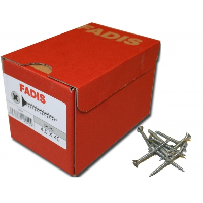 FADIS TORNI.FADIS GALVA C/P 4,0 20X025