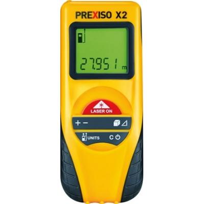 LEICA DISTO MEDIDOR LASER PREXISO X2 762073 30MT.2P