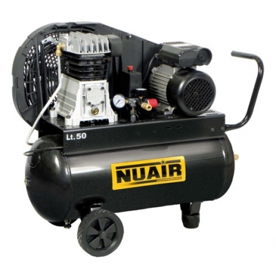 NUAIR COMPRESOR CORREAS B2800B-CM 3HP 050L