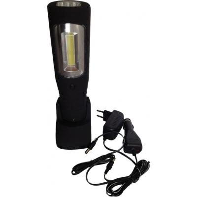 AYERBE LAMPARA LED RECARG.AY-3W 12V/230V 620450