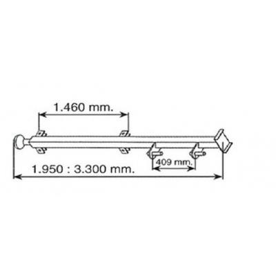 CAMAC COLUMNA P-904200 P/MINOR MILLENNIUM