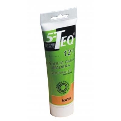 5-TEQ RESTAU.PLASTE AL AGUA 121 125ML SAPELLY