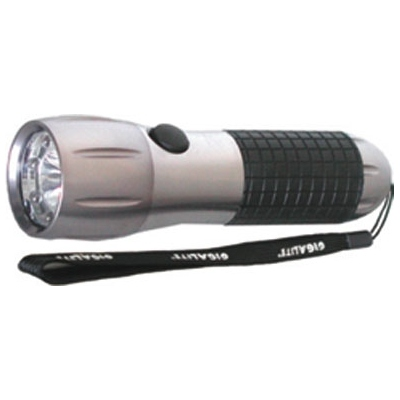 SALKI LINTERNA LED+XENON G9 METALICA 2020009