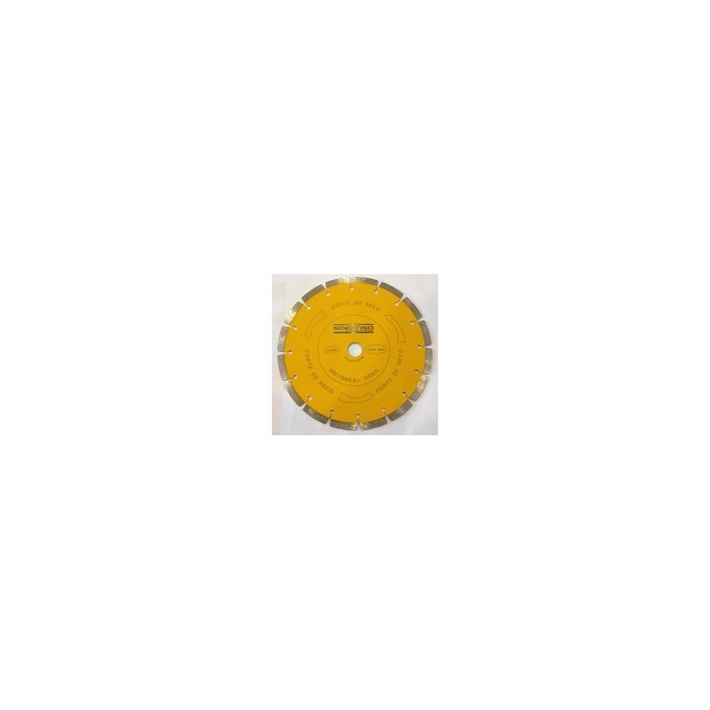 Disco General Obra OLO 230mm