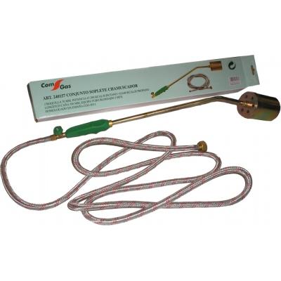 COM-GAS CHAMUSCADOR C/MANGUERA 3 MTS.240157