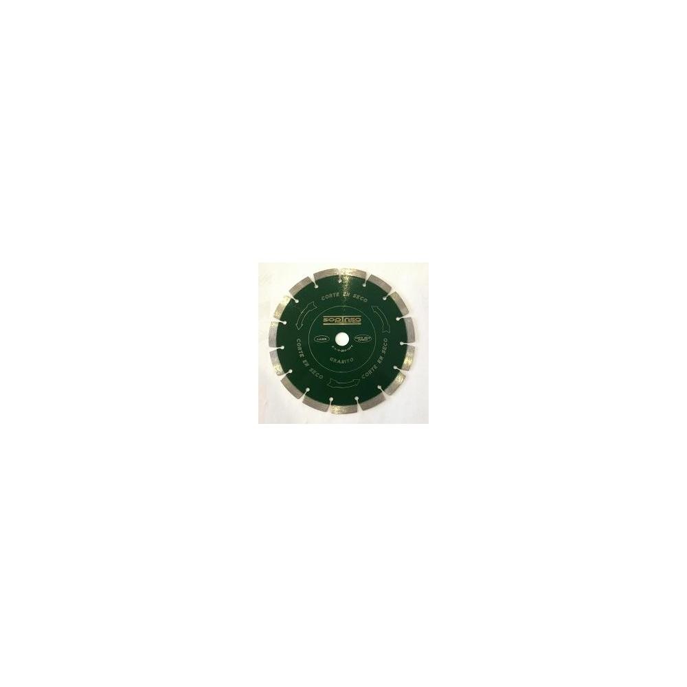 Disco Granito ALO 230mm