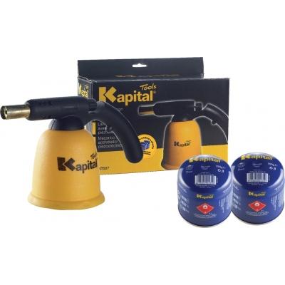 KAPITAL PACK SOPLETE CANDILEJA KT527P+2CARTUCHOS