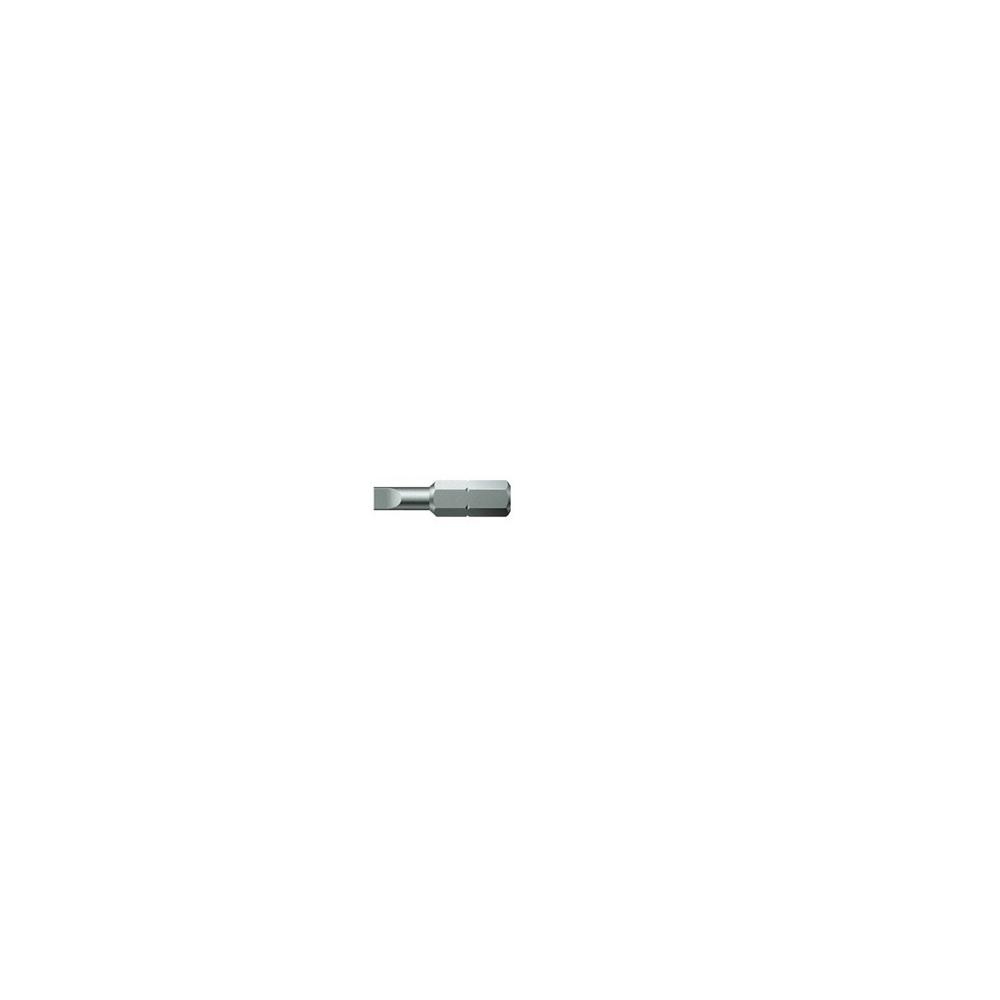 PUNTA PLANA 0,6X4,5X25mm