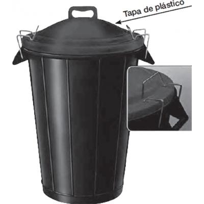 KANGURO TAPA PLASTICO P/CUBO Nº7 COMUNAL