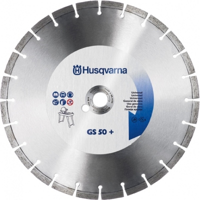 HUSQVARNA DISCO SEGM.GRAL.OBRA 543067201 GS50 300