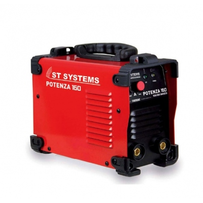 ST SYSTEMS EQUIPO SOLDAR INVERTER POTENZA 160 C/ACC