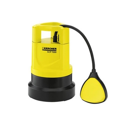 KARCHER BOMBA SUMERGIBLE AGUA LIMPIA SCP-6000