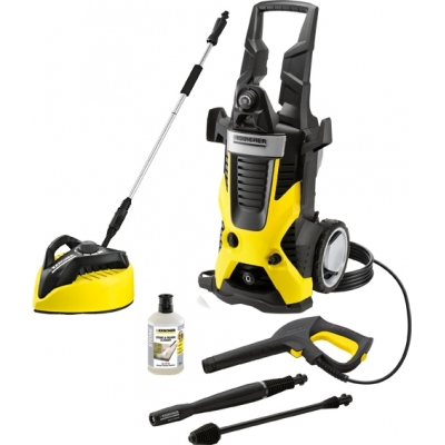 KARCHER HIDROLAVADORA K-7 HOME+T400 160BAR 600L/