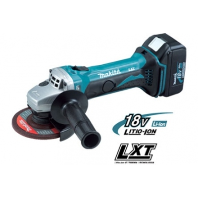 MAKITA AMOLADORA MINI DGA-452-RME 18V LITIO