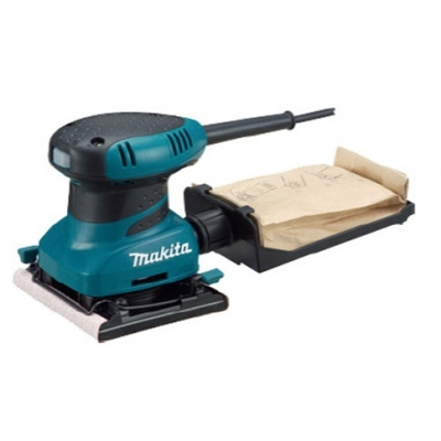 MAKITA LIJADORA ORBITAL BO4556K 200W 114X102MM