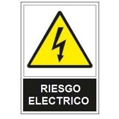 JG SEÑALIZACION SEÑAL ADV.RIESGO ELECTRICO SA1000
