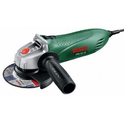 BOSCH BRICOLAJE AMOLADORA MINI PWS 700 115MM+MALETIN