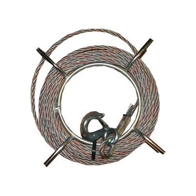 TRACTEL CABLE 8,3MM B-20 T-7 1959