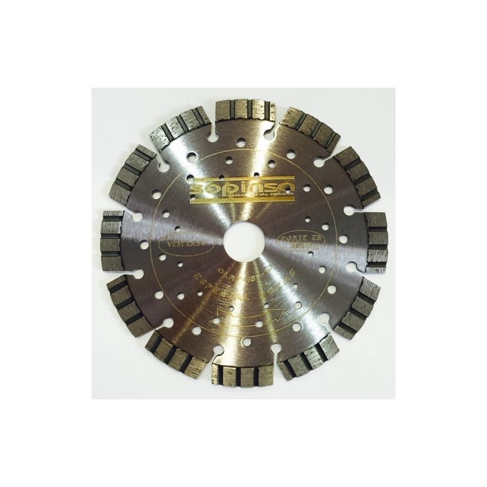 Disco Especial Rozas 150mm