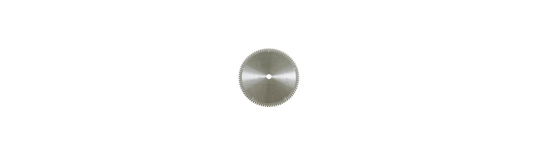 Discos de Metal Duro Aluminio