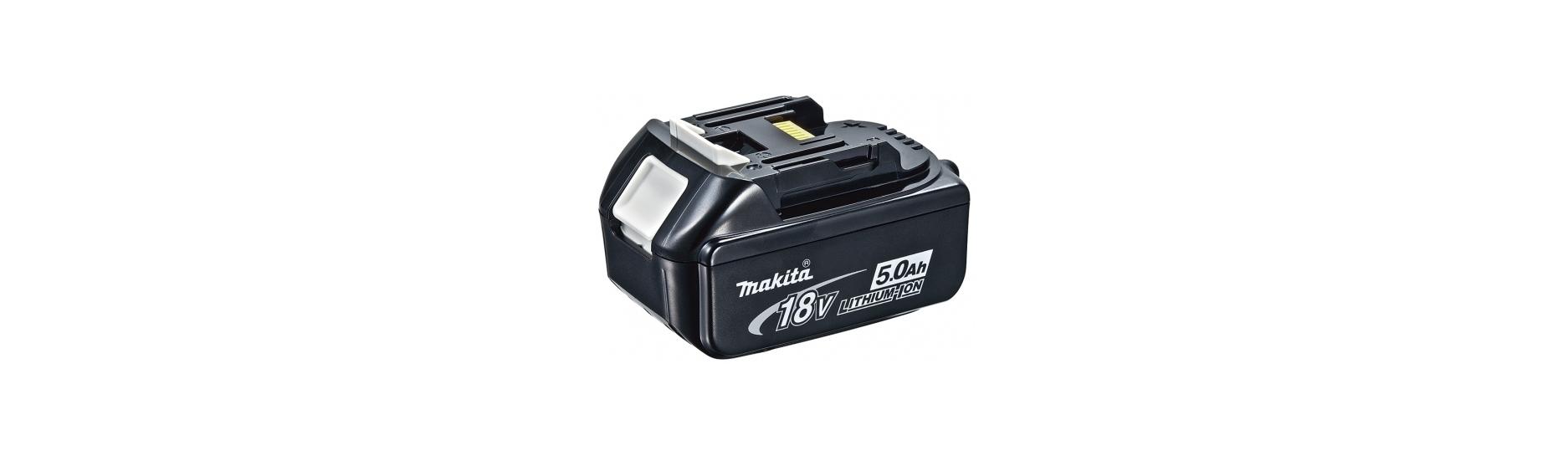 Baterías y Cargadores para herramienta Hitachi, Bosch, Makita
