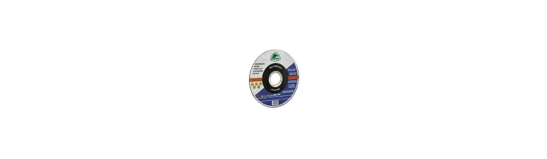disco corte inox stayer