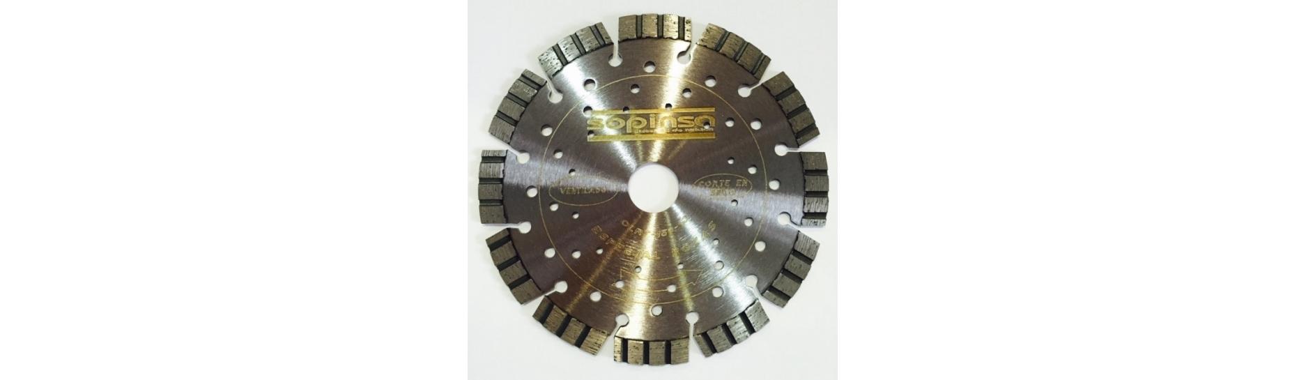 disco diamante rozas 150mm